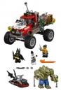 The LEGO® Batman Movie™ Killer Crocs Truck