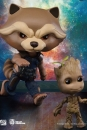 Guardians of the Galaxy Vol. 2 Egg Attack Actionfigur Rocket Raccoon & Groot 10 cm