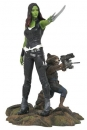 Guardians of the Galaxy Vol. 2 Marvel Gallery PVC Statue Gamora & Rocket Raccoon 25 cm