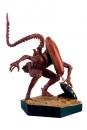 The Alien & Predator Figurine Collection Red Xenomorph (Aliens Genocide) 12 cm