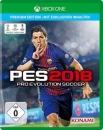 PES 2018 - Pro Evolution Soccer 2018  Premium Edition - XBOX One
