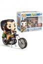 X-Men POP! Rides Vinyl Fahrzeug mit Figur Motorcycle & Wolverine 16 cm