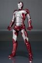 Iron Man 2 S.H. Figuarts Actionfigur Iron Man Mark V & Hall of Armor Set 15 cm