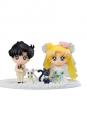 Sailor Moon Petit Chara Minifiguren 4er-Set Happy Wedding 6 cm