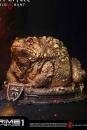 Witcher 3 Hearts of Stone Statue Krötenprinz von Oxenfurt Gold Ver. 34 cm
