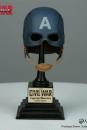 Captain America Civil War Marvel Armory Collection Replik 1/3 Captain America Helm