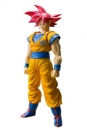 Dragonball Super S.H. Figuarts Actionfigur SSGSS Son Goku Tamashii Web Exclusive 14 cm