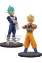 Dragonball Super Warriors DXF Figuren 18 cm SSJ 2 Goku & SSJ Blue Vegeta Sortiment