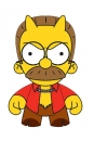 Simpsons Vinyl Figur Devil Flanders 18 cm