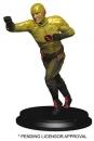 The Flash Statue Reverse Flash Previews Exclusive 19 cm