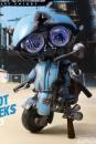 Transformers The Last Knight Hybrid Metal Actionfigur Sqweeks 14 cm