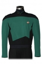 Star Trek The Next Generation Replik Sciences Teal Green Tunika