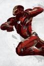 Marvel Comics Metall-Poster Civil War United We Stand Iron Man 68 x 48 cm