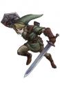 The Legend of Zelda Giant Vinyl Sticker Twilight Princess
