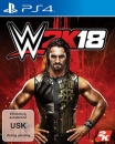 WWE 2K18  Day One Edition - Plastation 4