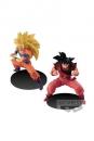 Dragonball Super Son Goku Fes Figuren 14 cm Super Saiyan 3 Goku & Kaioh Ken Son Goku Sortiment