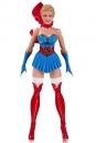 DC Bombshells Designer Series Actionfigur Supergirl SDCC 2017 17 cm