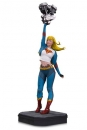 Gotham City Garage Statue Supergirl SDCC 2017 23 cm