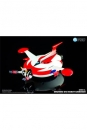 UFO Robot Grendizer Diecast Replik Spacer with Ejectable Grendizer 20th Anniversary Ver. 15 cm