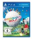 Everybody´s Golf 7 - Playstation 4