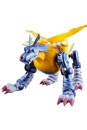 Digimon Adventure Digivolving Spirits Actionfigur 02 Metal Garurumon (Gabumon) 20 cm