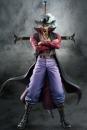One Piece Excellent Model P.O.P Neo-DX PVC Statue 1/8 Hawk-Eyes Dracule Mihawk Ver. 2 26 cm