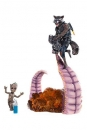 Guardians of the Galaxy Vol. 2 Battle Diorama Series Statue 1/10 Rocket & Groot 17 cm