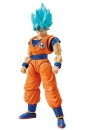 Dragonball Z Figure-rise Standard Plastic Model Kit Super Saiyan God Super Saiyan Son Goku 18 cm