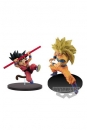 Dragonball Super Son Goku Fes Figuren 14 cm Young Goku & Super Saiyan 3 Goku Sortiment