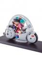 Dragonball Z 06 Desktop Real McCoy PVC Diorama Goku & Bulma 14 cm