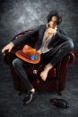 One Piece Excellent Model P.O.P S.O.C PVC Statue 1/8 Portgas D. Ace 14 cm