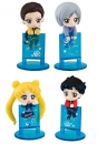 Sailor Moon Ochatomo Series Minifiguren 4er-Pack Three Lights 5 cm
