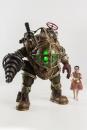 BioShock Actionfiguren Doppelpack 1/6 Big Daddy & Little Sister 32 cm