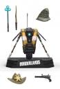 Borderlands Deluxe Actionfigur Claptrap 12 cm