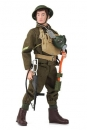 Action Man Actionfigur 50th Anniversary British Infantryman 30 cm