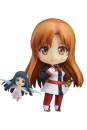 Sword Art Online Ordinal Scale Nendoroid PVC Actionfigur Asuna & Yui Ordinal Scale Ver. 10 cm