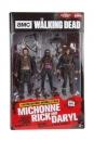 The Walking Dead TV Version Actionfiguren 3er-Pack Heroes 13 cm