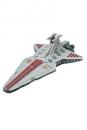Star Wars Level 3 Modellbausatz mit Basiszubehör 1/2700 Republic Star Destroyer 50 cm