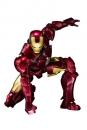 Iron Man 2 S.H. Figuarts Actionfigur Iron Man Mark IV & Hall of Armor Set Tamashii Web EX 14 cm