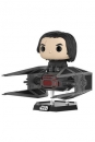 Star Wars Episode VIII POP! Vinyl Wackelkopf-Figur Kylo Ren on Tie Fighter 10 cm