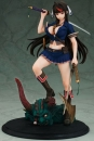 Original Character Statue 1/6 Oni wo Karu Mono Kamuna 29 cm