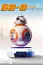Star Wars Episode VIII Egg Attack Schwebe-Modell mit Leuchtfunktion BB-8 13 cm