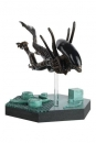 The Alien & Predator Figurine Collection Figur Swimming Xenomorph (Alien Resurrection) 15 cm