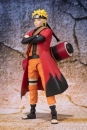 Naruto S.H. Figuarts Actionfigur Naruto Uzumaki Sage Mode Advanced Ver. Tamashii Web Exclusive 14 cm
