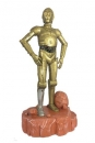 Star Wars Gartendekoration Coloured C-3PO 42 cm