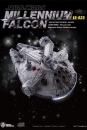 Star Wars Episode VIII Egg Attack Schwebe-Modell mit Leuchtfunktion Millennium Falke 14 cm