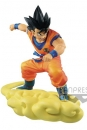 Dragonball Z Figur Son Goku auf Jindujun 18 cm