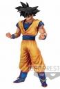 Dragonball Z Grandista Resolution of Soldiers Figur Son Goku Ver. 2 28 cm