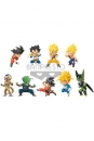 Dragonball Z WCF Minifiguren 7 cm Sortiment Mystery Box Edition Battle Special