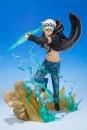 One Piece FiguartsZERO PVC Statue Trafalgar Law Gamma Knife 18 cm